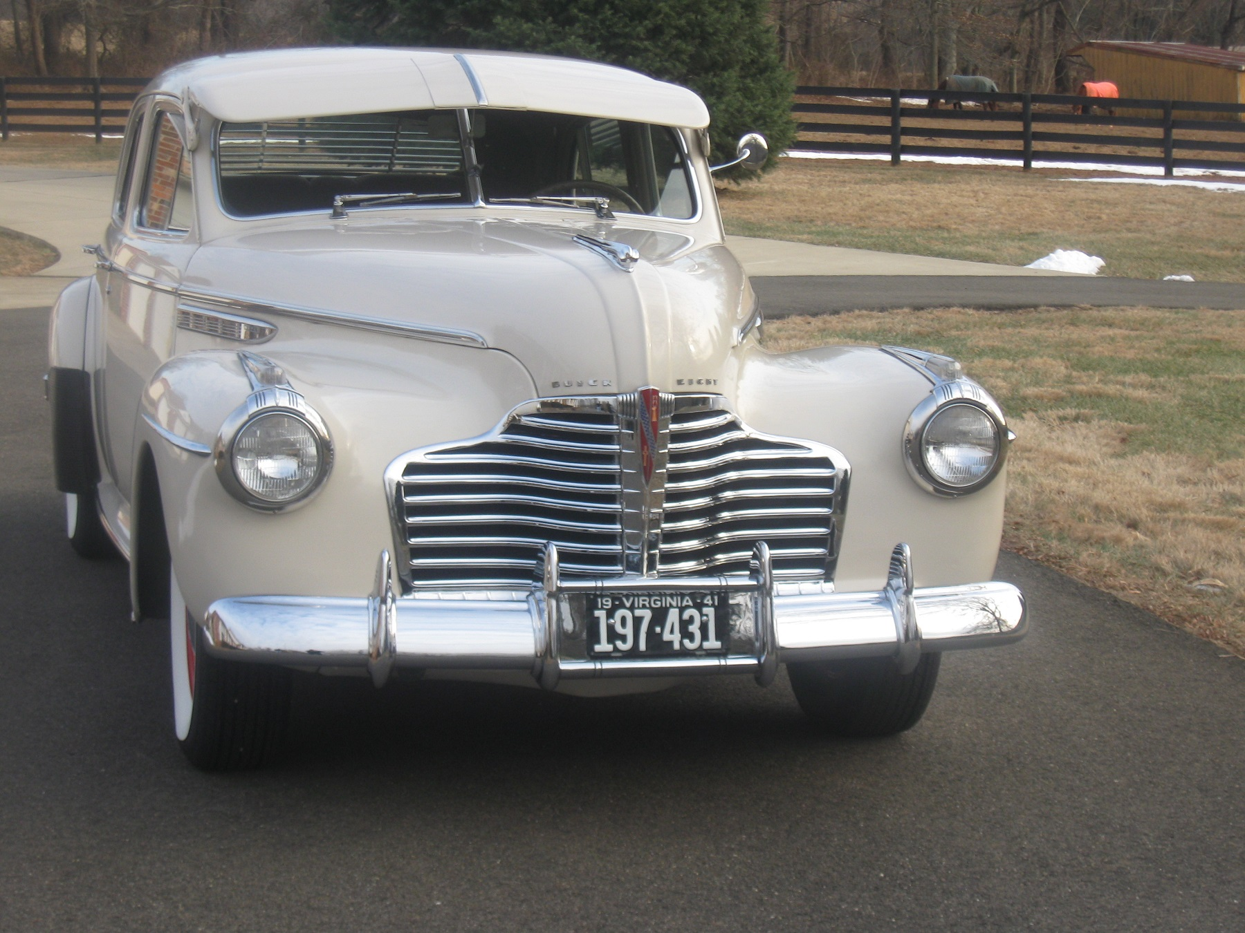 1941 buick series 50 super four door sedan for 1941 buick 4 door sedan