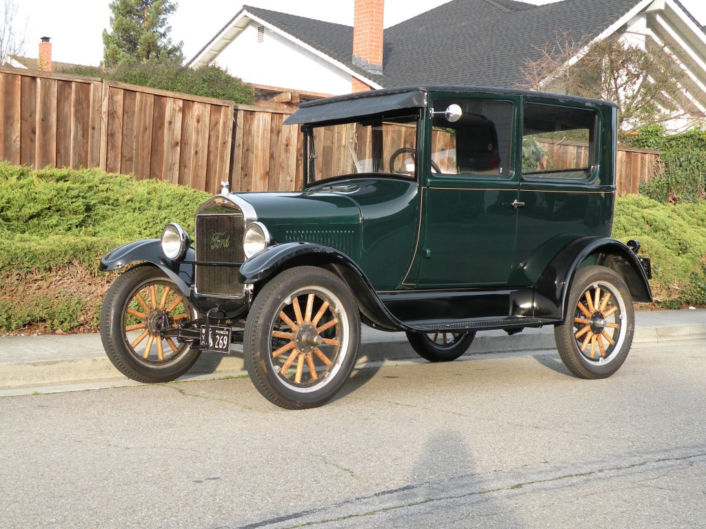 ford model t the idea that Henry ford sponsors improvements in the automotive assembly line  [ford's model t assembly  claimed to have put the idea forth to henry ford,.