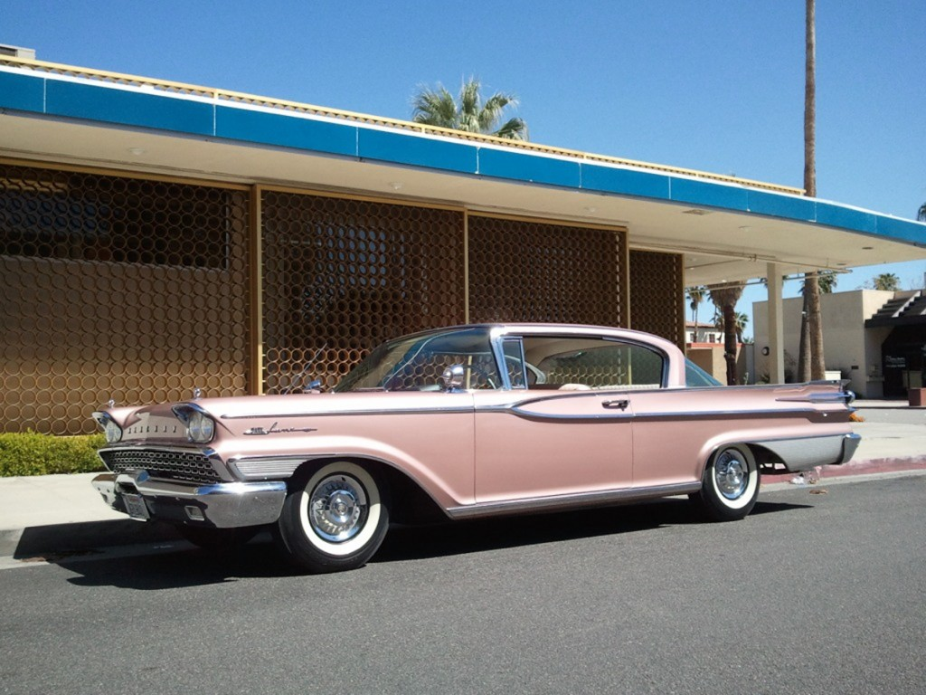 1959 Mercury Park Lane is Hollywood Glamorous | AskAutoExperts.com