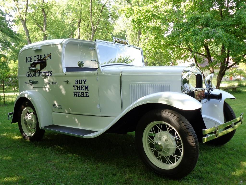 1_ 1931 Ford ice cream