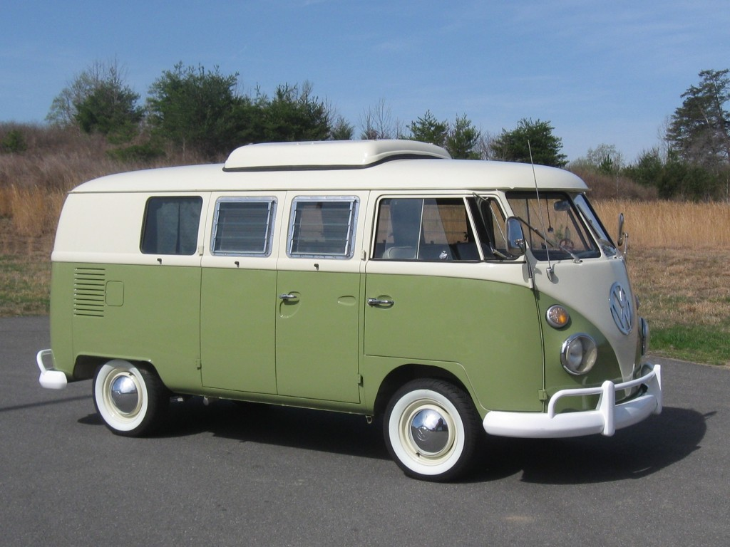 1_ 1967 VW Westfalia camper
