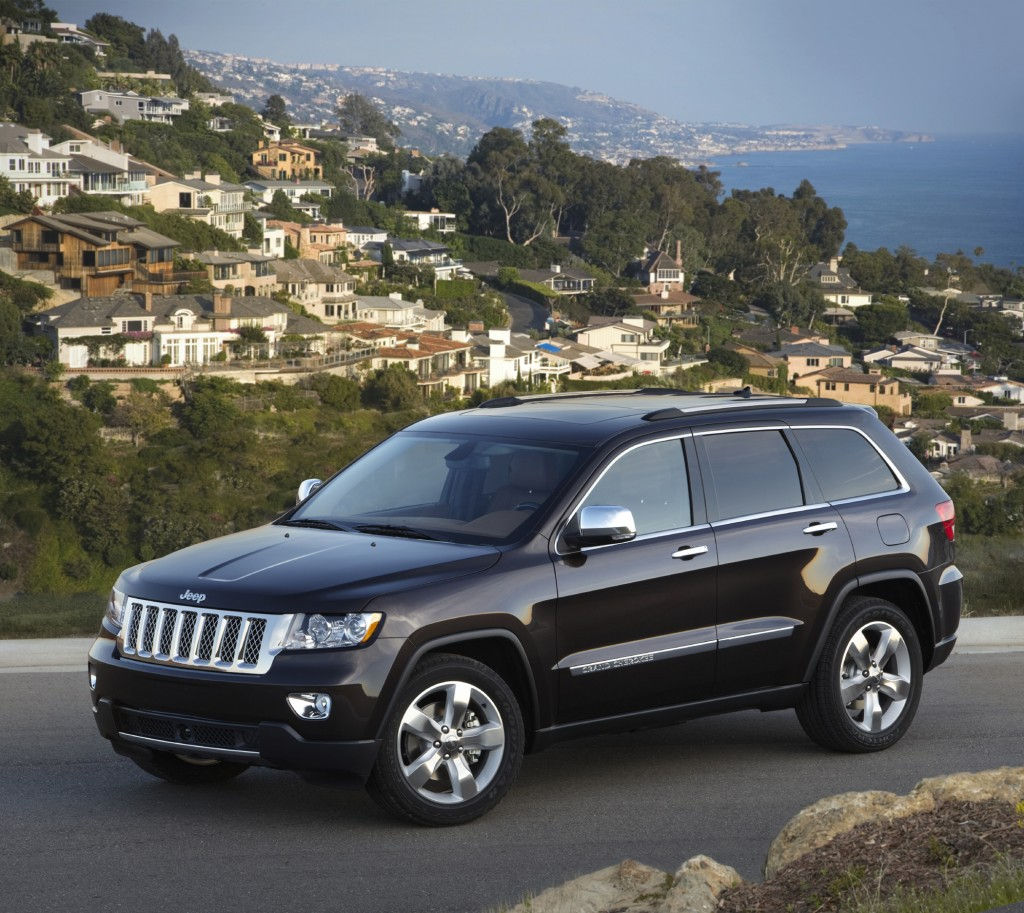 jeep grand cherokee 2011 jeep grand cherokee overland summit. Black Bedroom Furniture Sets. Home Design Ideas