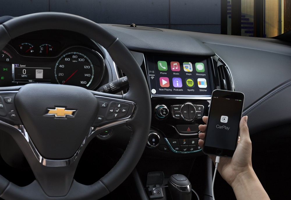2016 Chevrolet Cruze Technology