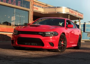 Dodge Kicks off Woodward Dream Cruise Unveiling the New 2015 Dodge Charger SRT Hellcat – the Quickest, Fastest and Most Powerful Sedan in The World