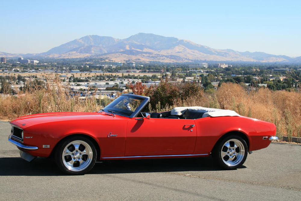 1968 camaro convertible. Cars Review. Best American Auto & Cars Review