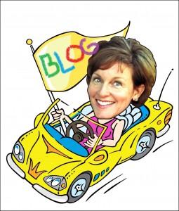 Connie Keane auto blog